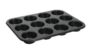 12 CUP ALUMINIUM MUFFIN PAN