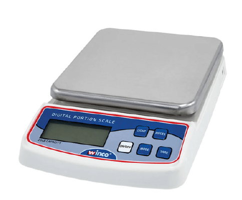 2 LB. COMPACT DIGITAL PORTION SCALE