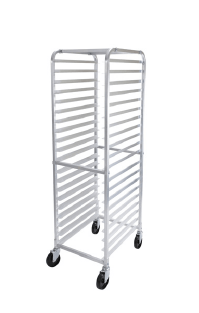 20-TIER WELDED SHEET PAN RACK