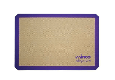 ALLERGEN FREE PURPLE SILICONE BAKING MAT