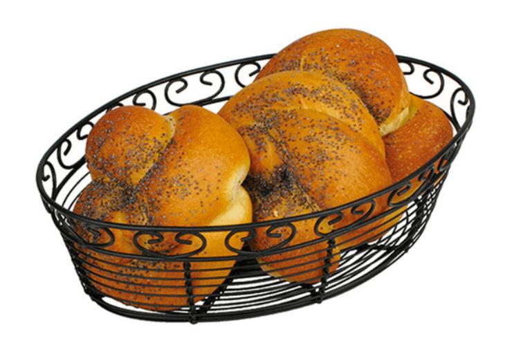 Bread basket – black wire